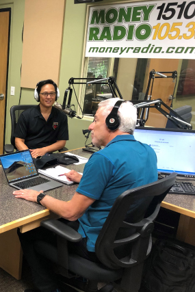 Dr. Christopher Yeung on Money Radio