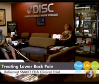 Disc on Channel 3