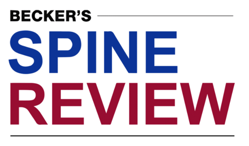 Becker's Spine Review