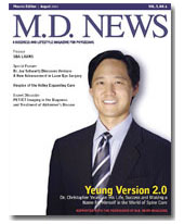 Chris Yeung M.D. News